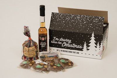 Kerstpakket klein maar fijn